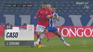 FC Porto, Caso, J. Corona aos 64'