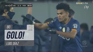 GOLO! FC Porto, Luis Díaz aos 80', Vitória SC 2-3 FC Porto