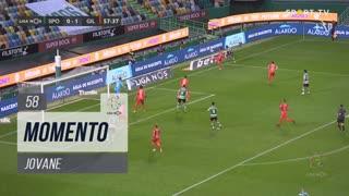 Sporting CP, Jogada, Jovane aos 58'