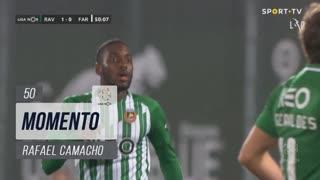 Rio Ave FC, Jogada, Rafael Camacho aos 50'