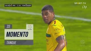 FC P.Ferreira, Jogada, Tanque aos 33'