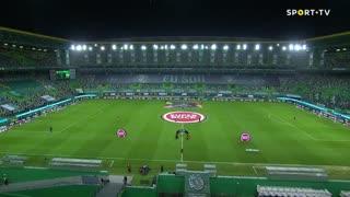 Sporting CP x SC Farense: Confere aqui a constituição das equipas!