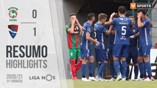 I Liga (31ªJ): Resumo Marítimo M. 0-1 Gil Vicente FC