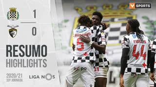 I Liga (33ªJ): Resumo Boavista FC 1-0 Portimonense