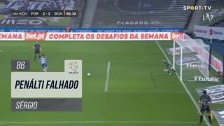 FC Porto, Jogada, Sérgio aos 86'
