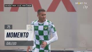 Moreirense FC, Jogada, Galego aos 75'