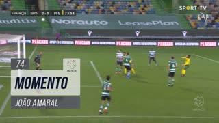 FC P.Ferreira, Jogada, João Amaral aos 74'