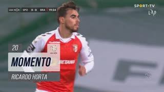 SC Braga, Jogada, Ricardo Horta aos 20'
