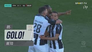 GOLO! Portimonense, Beto aos 85', Portimonense 4-1 Gil Vicente FC