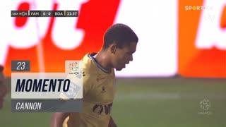 Boavista FC, Jogada, Cannon aos 23'