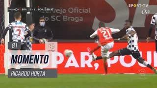 SC Braga, Jogada, Ricardo Horta aos 81'