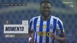 FC Porto, Jogada, Mbemba aos 3'