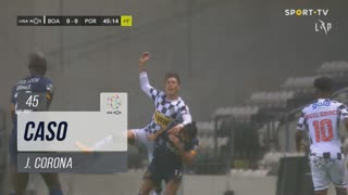 FC Porto, Caso, J. Corona aos 45'
