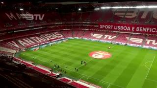 SL Benfica x Belenenses SAD: Confere aqui a constituição das equipas!