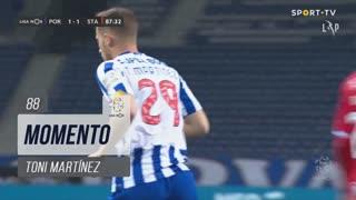 FC Porto, Jogada, Toni Martínez aos 88'