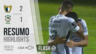 Liga NOS (7ªJ): Resumo Flash FC Famalicão 2-1 Marítimo M.