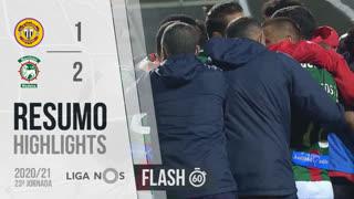 Liga NOS (23ªJ): Resumo Flash CD Nacional 1-2 Marítimo M.
