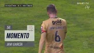 Boavista FC, Jogada, Javi García aos 56'