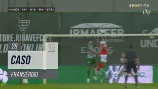 SC Braga, Caso, Fransérgio aos 28'