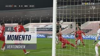 SL Benfica, Jogada, Vertonghen aos 41'