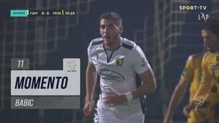 FC Famalicão, Jogada, Babic aos 11'