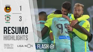 I Liga (11ªJ): Resumo Flash Rio Ave FC 1-3 Marítimo M.