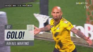 GOLO! Moreirense FC, Rafael Martins aos 87', SC Braga 1-1 Moreirense FC