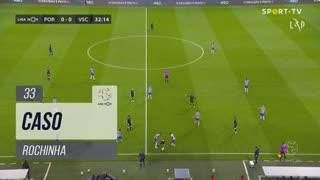 Vitória SC, Caso, Rochinha aos 33'