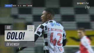 GOLO! Boavista FC, Devenish aos 66', Boavista FC 1-3 SC Braga
