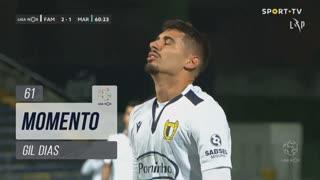 FC Famalicão, Jogada, Gil Dias aos 61'