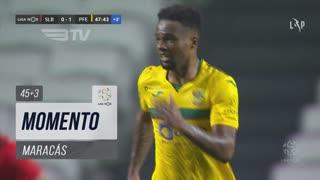 FC P.Ferreira, Jogada, Maracás aos 45'+3'