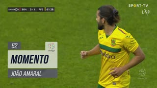 FC P.Ferreira, Jogada, João Amaral aos 62'