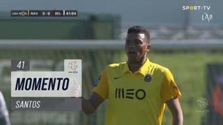 Rio Ave FC, Jogada, Santos aos 41'