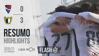 Liga NOS (28ªJ): Resumo Flash Gil Vicente FC 0-3 FC Famalicão