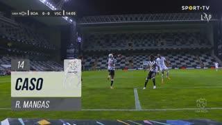 Boavista FC, Caso, R. Mangas aos 14'