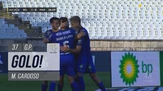 GOLO! Belenenses SAD, M. Cardoso aos 37', Belenenses SAD 1-0 Marítimo M.