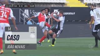 SC Braga, Caso, João Novais aos 14'