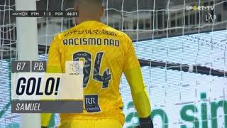 GOLO! FC Porto, Samuel (p.b.) aos 67', Portimonense 1-2 FC Porto