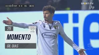 FC Famalicão, Jogada, Gil Dias aos 29'