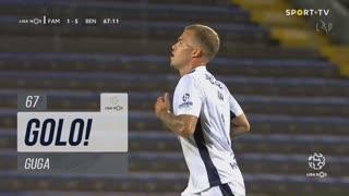GOLO! FC Famalicão, Guga aos 67', FC Famalicão 1-5 SL Benfica