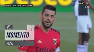 SL Benfica, Jogada, Pizzi aos 26'