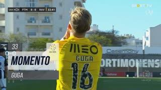 Rio Ave FC, Jogada, Guga aos 33'