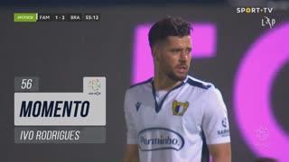 FC Famalicão, Jogada, Ivo Rodrigues aos 56'
