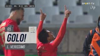 GOLO! SL Benfica, L. Verissimo aos 65', Belenenses SAD 0-3 SL Benfica