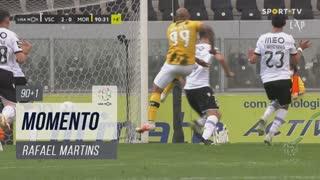 Moreirense FC, Jogada, Rafael Martins aos 90'+1'