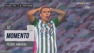Rio Ave FC, Jogada, Pedro Amaral aos 52'