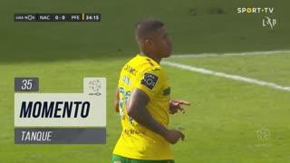 FC P.Ferreira, Jogada, Tanque aos 35'