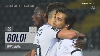 GOLO! Vitória SC, Rochinha aos 39', Vitória SC 1-1 Boavista FC