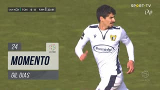 FC Famalicão, Jogada, Gil Dias aos 24'