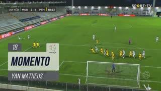 Moreirense FC, Jogada, Yan Matheus aos 18'